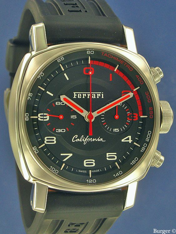 Ferrari California Chrono Flyback Panerai Verkaufte Uhren Juwelier Burger