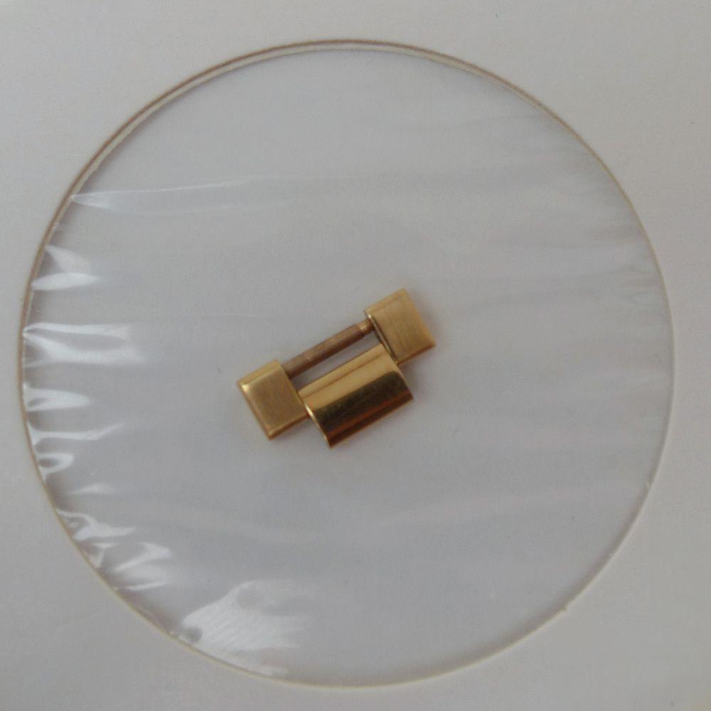 Rolex - Link 18 K Yellow Gold 15,80 MM Matt Glossy
