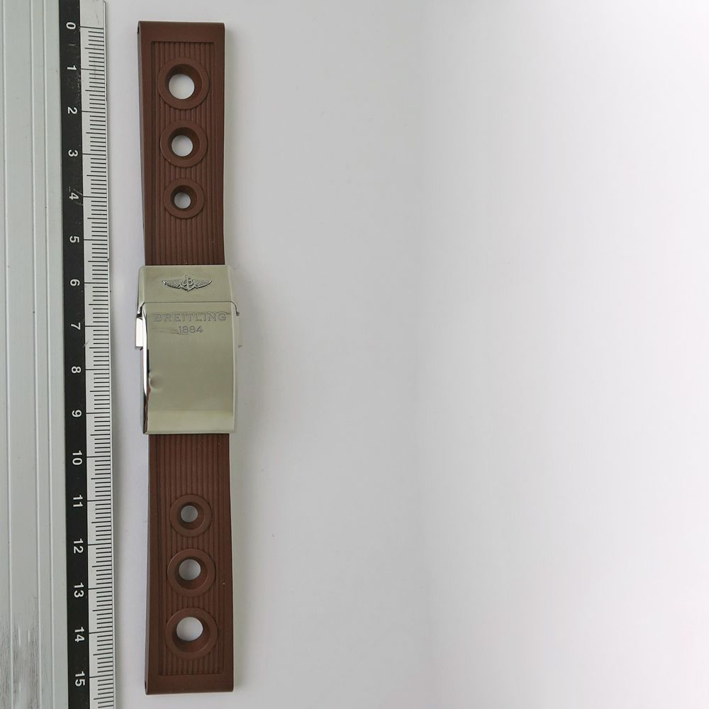 Breitling - Rubber Strap And Clasp 24/20mm