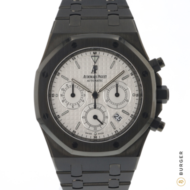Audemars Piguet - Royal Oak Chronograph Black  DLC