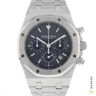 Audemars Piguet - Royal Oak Chronograph Grey Dial 39 MM