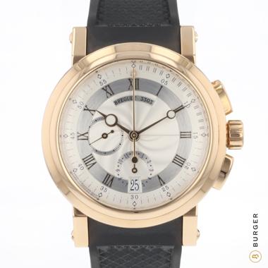 Breguet - Marine Chronograph Rose Gold