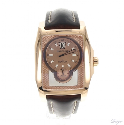 Bentley Flying B Rose Gold Jumping Hour