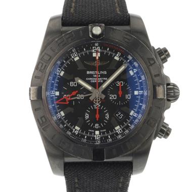 Breitling - Chronomat 44 Blacksteel GMT Limited Edition