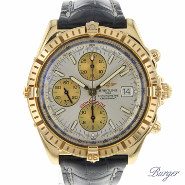 Breitling - Crosswind Yellow Gold Limited Editon xx/100