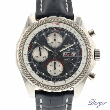 Breitling - Bentley GT White Gold