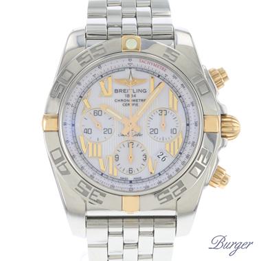 Breitling - Chronomat 44 B01 Gold/Steel