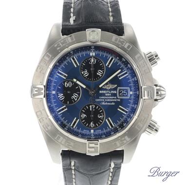Breitling - Galactic Chronograph II Blue