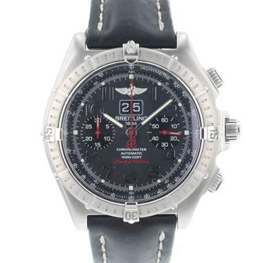 Breitling - Crosswind Special Limited Edition