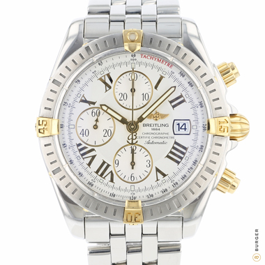 Breitling - Chronomat Evolution Gold/Steel