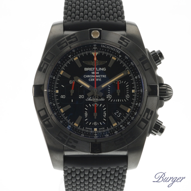 Breitling - Chronomat 44 Special Edition Black Steel