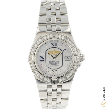 Breitling - Starliner Lady MOP Diamond Dial