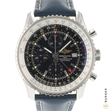 Breitling - Navitimer World GMT