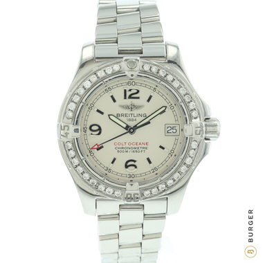 Breitling - Colt Oceane Lady diamonds