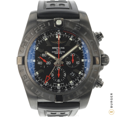 Breitling - Chronomat 44 Blacksteel GMT Limited Edition