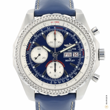 Breitling - Bentley GT Blue Dial