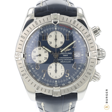 Breitling - Chronomat Evolution Blue Dial
