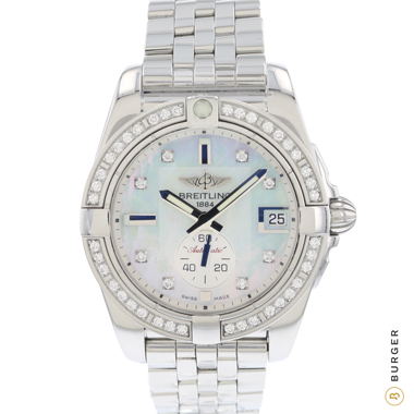 Breitling - Galactic 36 Diamond MOP Dial