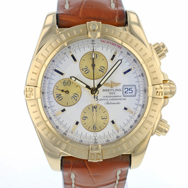 Breitling - Chronomat Evolution Yellow Gold