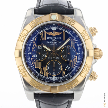 Breitling - Chronomat 44 Steel/Gold