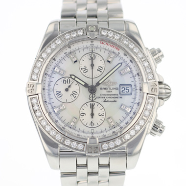Breitling - Chronomat Evolution Diamonds