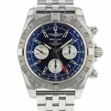 Breitling - Chronomat 44 GMT Like New!