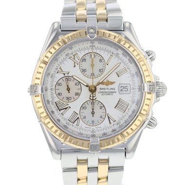 Breitling - Crosswind Seel / Gold 43 MM