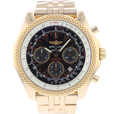 Breitling - Bentley Rose Gold Limited Edition