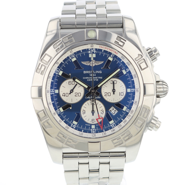 Breitling - Chronomat 47 GMT Blue Dial