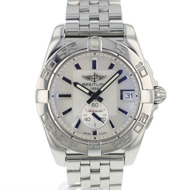 Breitling - Galactic 36 MOP dial