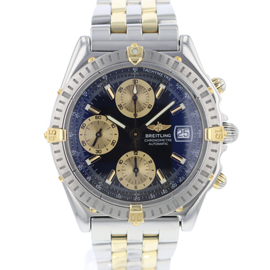 Breitling - Chronomat Gold/Steel