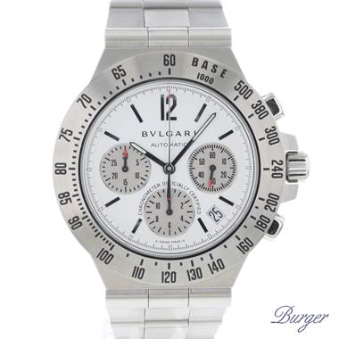 Bulgari - Bvlgari - Diagono Diagono Professional Chronograph