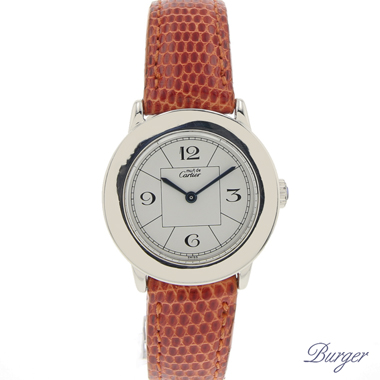 Cartier - Must de Cartier Argent
