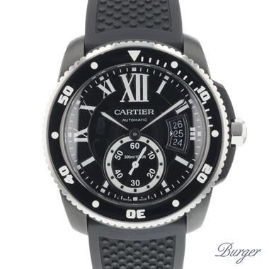 Cartier - Calibre Diver Black Steel