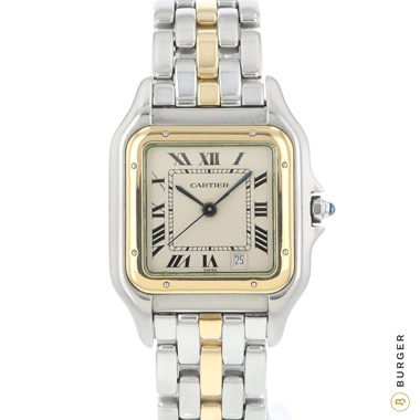 Cartier - Panthere GM  Gold/Steel