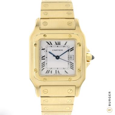 Cartier - Santos GM Yellow Gold