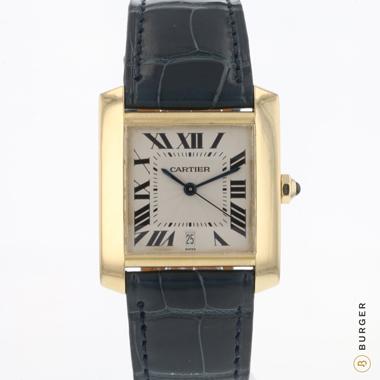 Cartier - Tank Francaise Yellow Gold