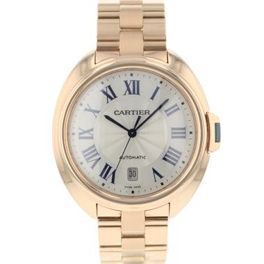 Cartier - Cle De Cartier Rose Gold