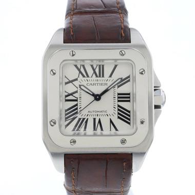 Cartier - Santos 100 MM