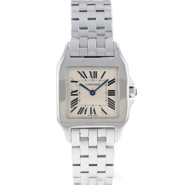 Cartier - Santos Demoiselle MM midsize