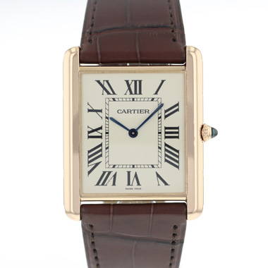 Cartier - Tank Louis XL Rose Gold