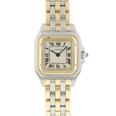 Cartier - Panthere PM Gold/Steel
