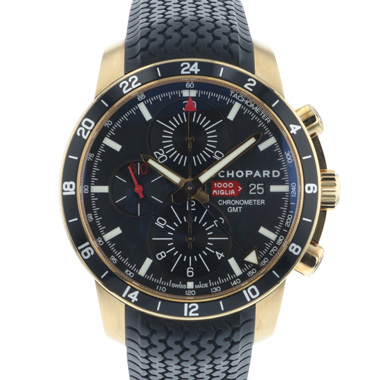 Chopard - Mille Miglia 2012 Race Edition Rose Gold Limited NEW!!