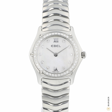 Ebel - Classic Wave Lady Classic MOP Dial