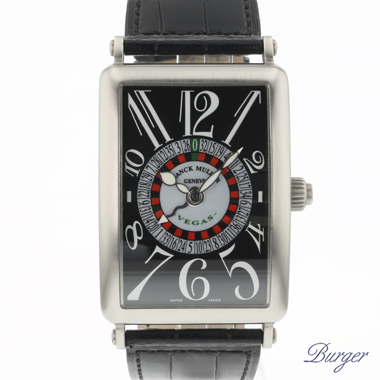 Franck Muller - Long Island 1250 Vegas First Edition Limited 25 pieces NEW!
