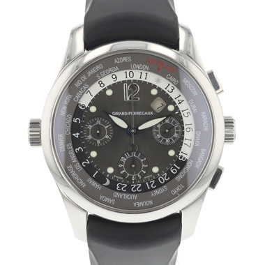 Girard Perregaux - WW-TC Chronograph Worldtimer Limited Edition