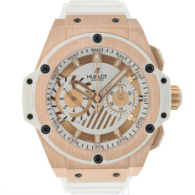 Hublot - Big Bang King Power Rose Gold Foudroyante Limited Edition