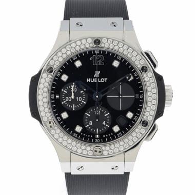 Hublot - Big Bang Shiny 41mm Diamonds
