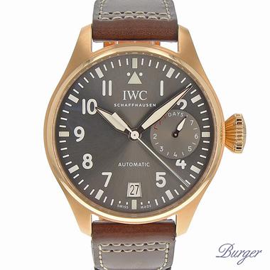 IWC - Big Pilot Spitfire Red Gold NEW!