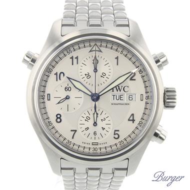 IWC - Flieger Doppelchronograph